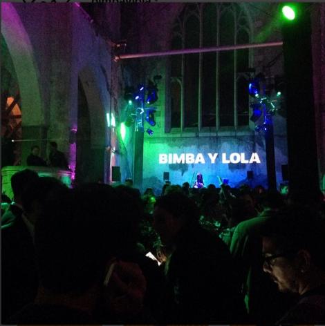 BIMBA y LOLA FW 2014
