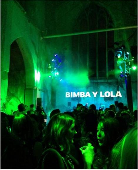 BIMBA y LOLA FW 2014 #THISISLEGENDmexico